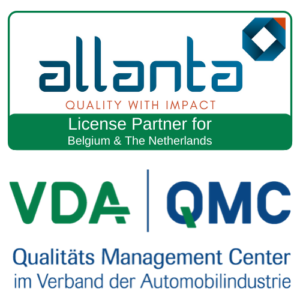 Allanta is license partner VDA QMC