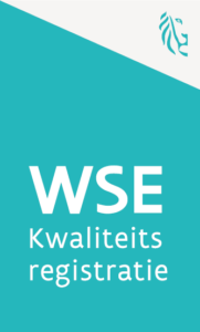 Allanta is een gekwalificeerd dienstverlener van WSE Kwaliteitsregistratie